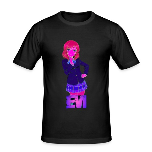 Maki EVI - Men's Slim Fit T-Shirt