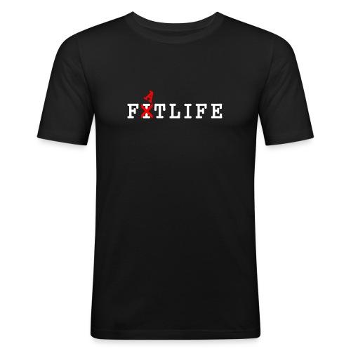 FATLIFE Kleding - slim fit T-shirt