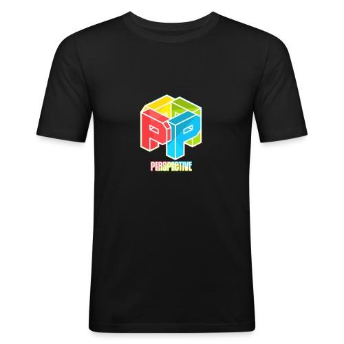 Perspective - T-shirt près du corps Homme