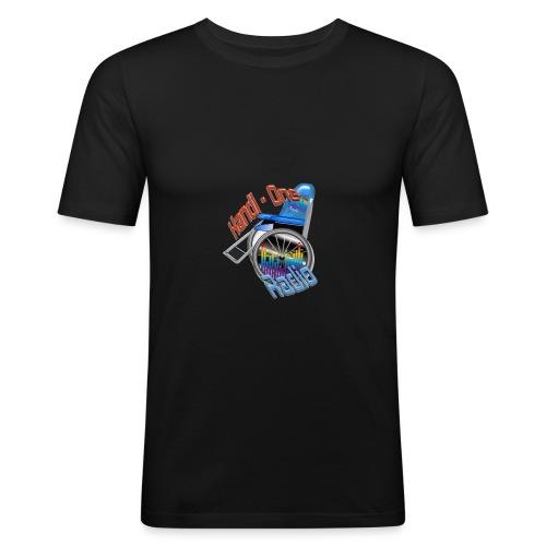 Logo Handi-One - T-shirt près du corps Homme