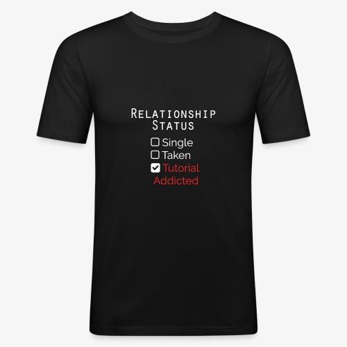 stato delle relazioni - Maglietta aderente da uomo