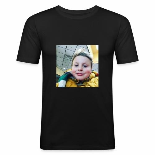 11E24CC7 AE1E 4C0F 9538 23B748128C60 - slim fit T-shirt