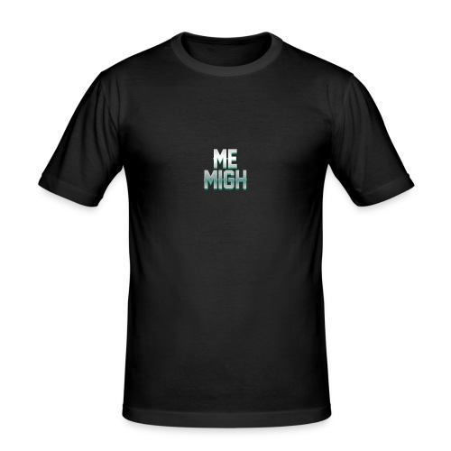 MeMigH | Merch Kollektion - Männer Slim Fit T-Shirt