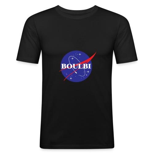 BOULBI ORIGINAL - Nasa - T-shirt près du corps Homme