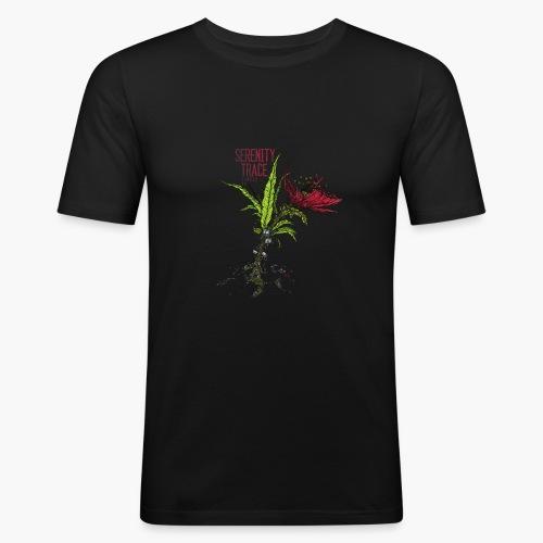 Serenity Trace - Jamais Vu Cover - Slim Fit T-skjorte for menn