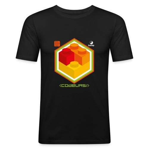 Esprit Brickodeurs - T-shirt près du corps Homme