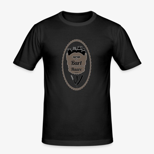 Bartpflege - Männer Slim Fit T-Shirt