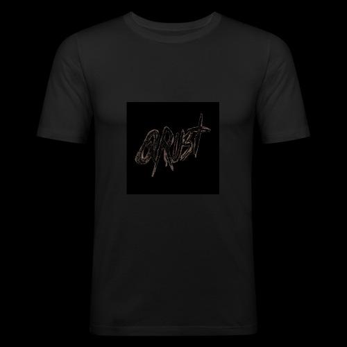 -Logo Qrust- - T-shirt près du corps Homme
