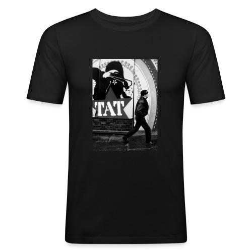 TAT - Men's Slim Fit T-Shirt
