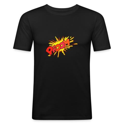Explosion Bombe - T-shirt près du corps Homme