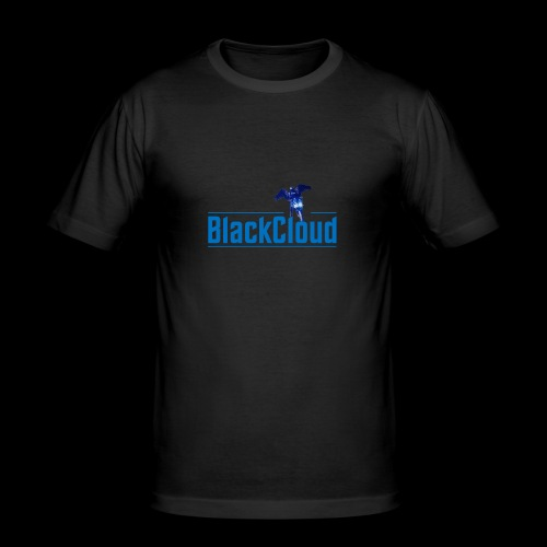BlackCloud - Männer Slim Fit T-Shirt