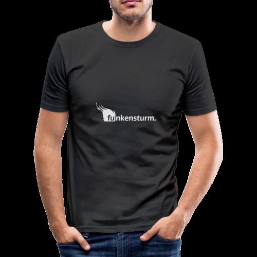 funkensturm. - Männer Slim Fit T-Shirt