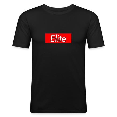 Supreme Theme Elite - Men's Slim Fit T-Shirt
