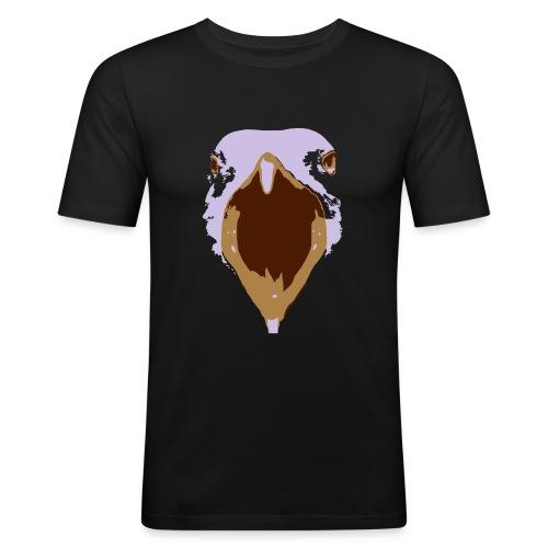 Ballybrack Seagull - Men's Slim Fit T-Shirt