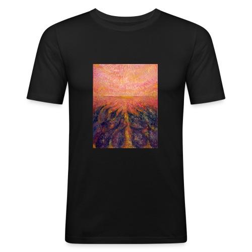 In Far Road - Obcisła koszulka męska