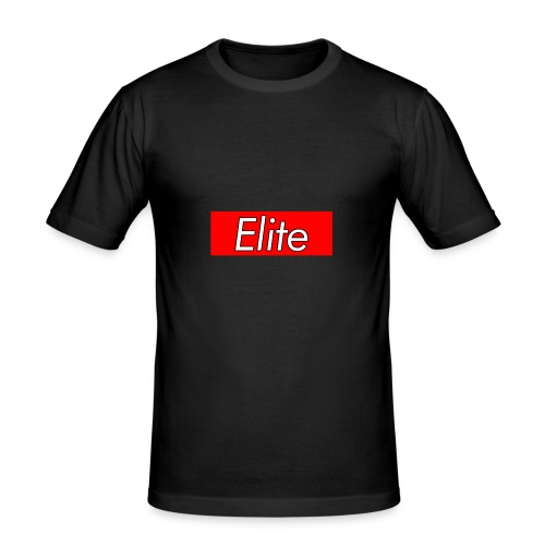 Supreme Theme Elite - Men's Slim Fit T-Shirt