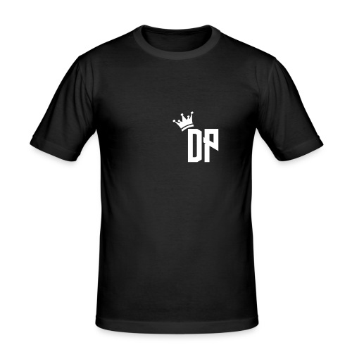 DieserPole/DP-Merch - Männer Slim Fit T-Shirt