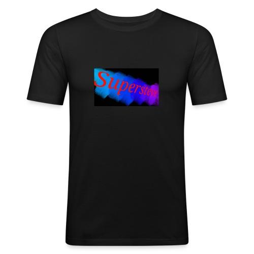 66C38320 7028 46F1 95AF 7EE749DBB6D5 - Men's Slim Fit T-Shirt