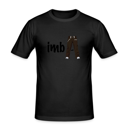 IMBA - Männer Slim Fit T-Shirt