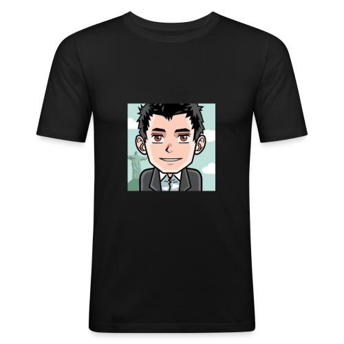 LetsZocker - Männer Slim Fit T-Shirt
