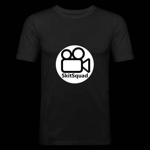 SkitSquad - Men's Slim Fit T-Shirt