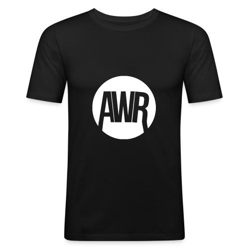 ArmooWasRight Logo - slim fit T-shirt