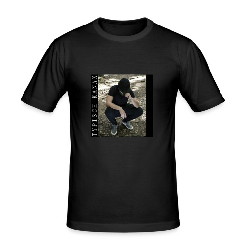 Typisch Kanax - Männer Slim Fit T-Shirt