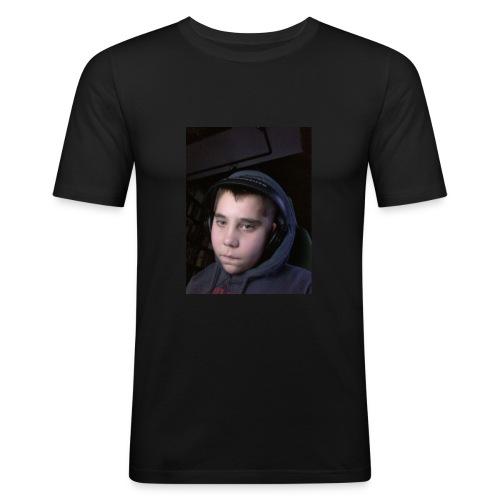 djyoutuber thisert - slim fit T-shirt