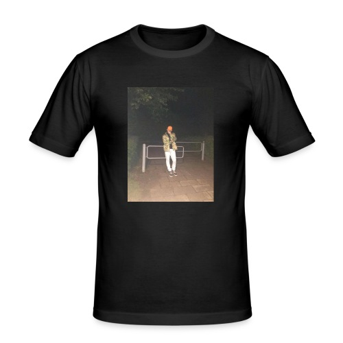 Jay Dane - Herre Slim Fit T-Shirt