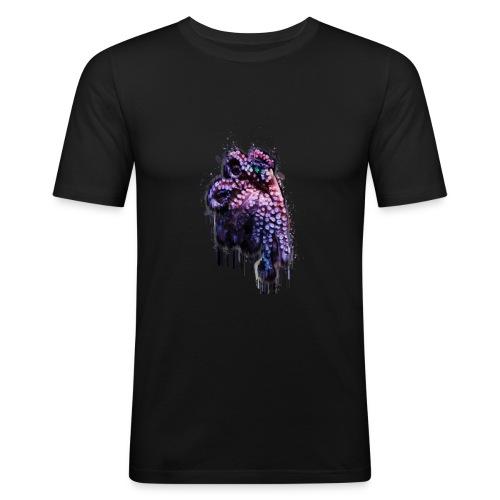 Octopus - Men's Slim Fit T-Shirt