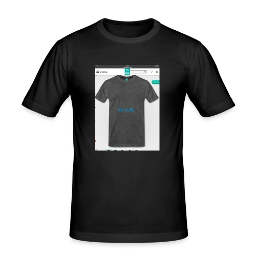 T shirt - Men's Slim Fit T-Shirt