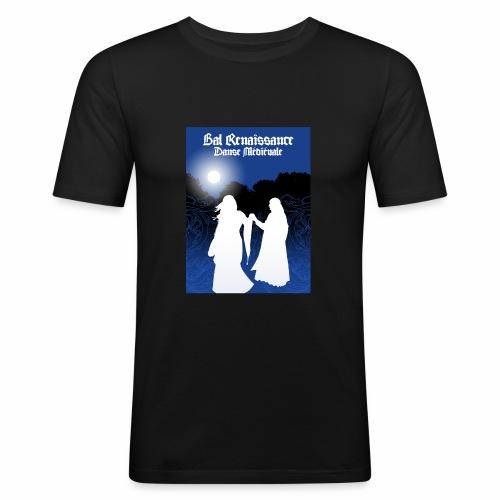 Bal Renaissance - Danse Medievale - Männer Slim Fit T-Shirt