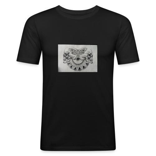 Skulls'N'Sphinx - T-shirt près du corps Homme