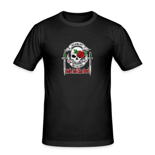 SCARLET ROGUES NextGen1 - Slim Fit T-shirt herr