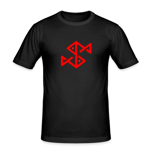 RED FISH - Männer Slim Fit T-Shirt