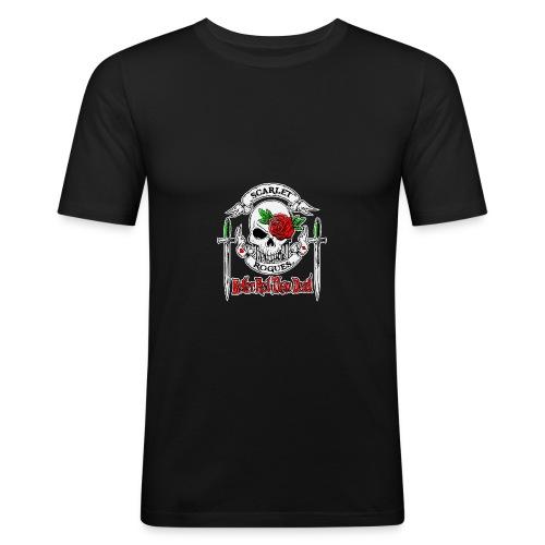 SCARLET ROGUES NextGen1 - Slim Fit T-shirt herr