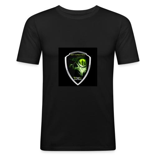 toxic-gaming-v2-2 - Slim Fit T-shirt herr