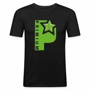 PrimiumPC Basic - Männer Slim Fit T-Shirt
