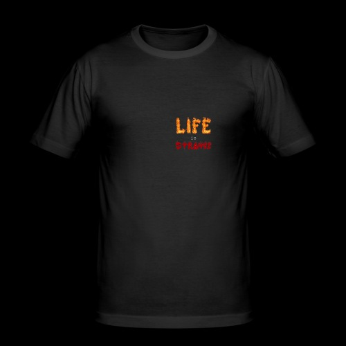 Life is Strange. - Männer Slim Fit T-Shirt