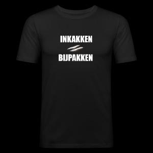 INKAKKEN IS BIJPAKKEN - slim fit T-shirt