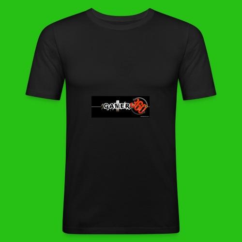 GAMER360 - Maglietta aderente da uomo