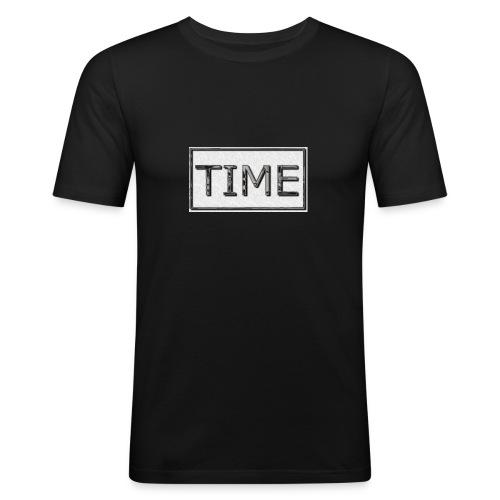 TIMEsota - Männer Slim Fit T-Shirt