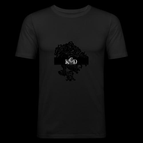 KCD Small Print - slim fit T-shirt