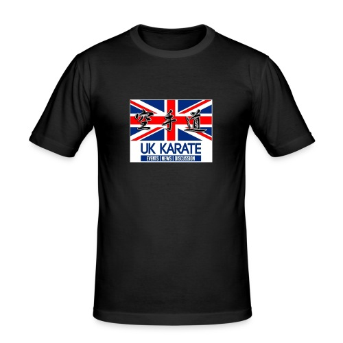 UKkarate - Men's Slim Fit T-Shirt