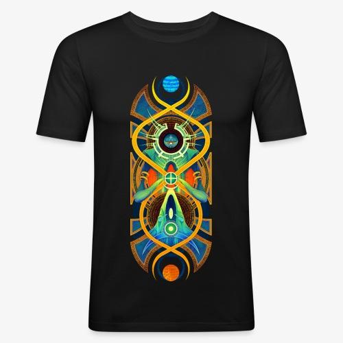 Animus - Men's Slim Fit T-Shirt