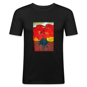 Bukiet - Obcisła koszulka męska