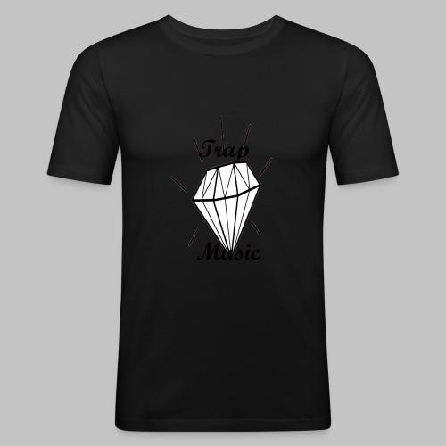 T-shirt Trap Music Genus - Maglietta aderente da uomo