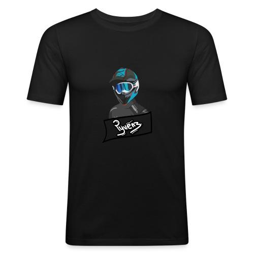 TSHIRT RYVENZ - T-shirt près du corps Homme