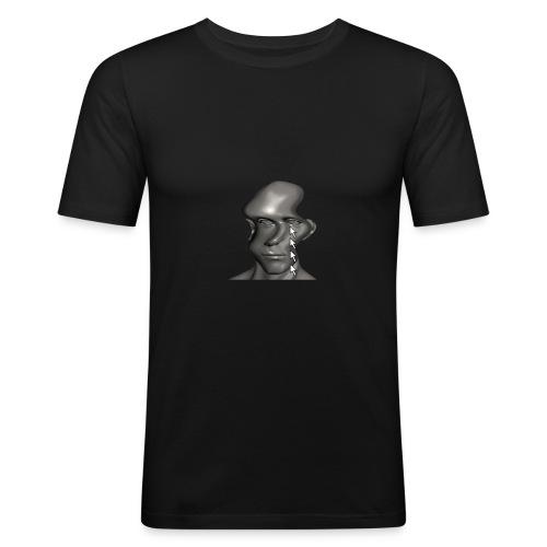 cursor_tears - Men's Slim Fit T-Shirt