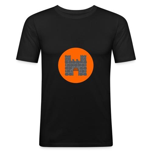 Habbazuttborgen - Slim Fit T-shirt herr